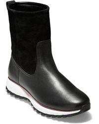 Cole Haan Zerøgrand Xc Waterproof Boots - Black