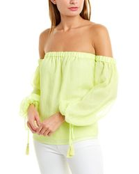 Vince Camuto Top - Green