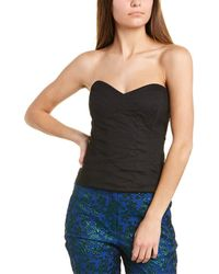 Nicole Miller Collection Bustier - Black