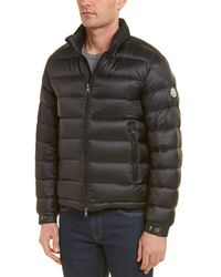 Moncler Rodez Quilted Coat - Black