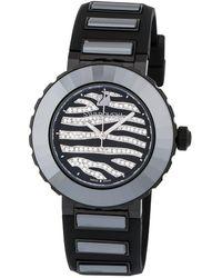 Swarovski Women's New Octea Watch - Black