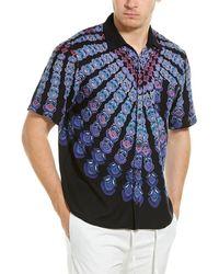Raga Woven Shirt - Black