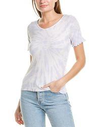 Lacausa Baby V-neck T-shirt - White