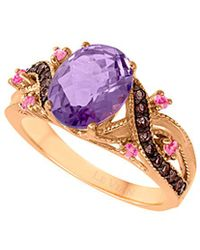 Le Vian - ® 14k Rose Gold 2.31 Ct. Tw. Gemstone Ring - Lyst
