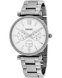 Fossil Carlie Watch - Metallic