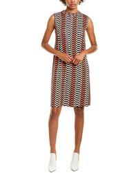 Marella Rina Shift Dress - Orange