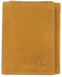Timberland - Genuine Leather Icon Boot Trifold - Lyst