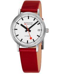 Mondaine - Classic Auto Watch - Lyst