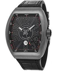 Franck Muller Men's Vanguard Watch - Metallic