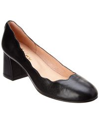 French Sole - Trini Leather Pump - Lyst
