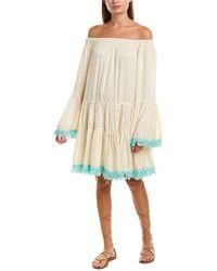 Raga Gold Gypsy Tunic Dress - Multicolor