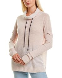 Lisa Todd Well Traveled Cashmere Sweater - Pink