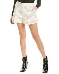 Rag & Bone Millie Short - White