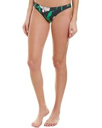 Morgan Lane Demi Bikini Bottom - Black