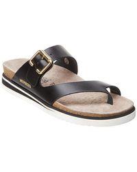 Mephisto - Safo Leather Sandal - Lyst