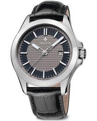 Thomas Earnshaw Longitude Meteorite Watch - Metallic