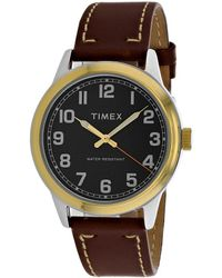 Timex New England Watch - Multicolour