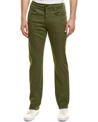 7 For All Mankind 7 For All Mankind Slimmy Pine Straight Leg Jean - Green