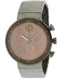 Movado Edge Stainless Steel Watch - Multicolour