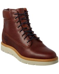 Timberland Kenniston 6in Leather Boot - Brown