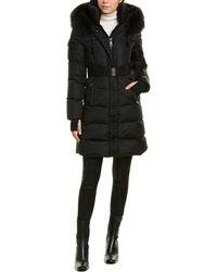 Sam. Millennium Matte Coat - Black