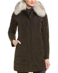 Peuterey Metropolitan Gb Down Coat - Black