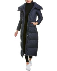 Cole Haan Essential Down Coat - Blue
