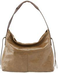 Hobo Opus Leather Bag - Multicolor