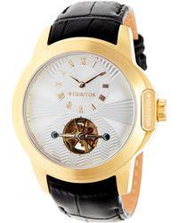 Heritor - Men's Windsor Watch - Lyst
