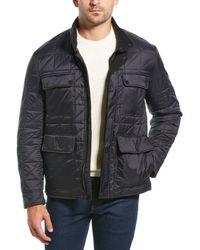 Marc New York Brickfield Quilted Jacket - Black