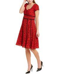 Nanette Lepore A-line Dress - Red