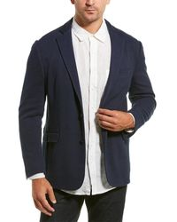 Brooks Brothers Regent Fit Sportscoat - Blue