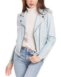 Insight Moto Jacket - Blue