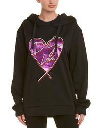 Dolce & Gabbana Graphic Hoodie - Black
