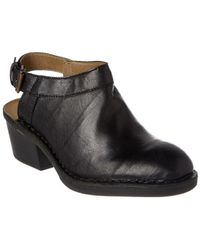 Fly London - Women's Deyo Leather Ankle Boot - Lyst