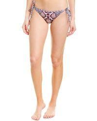 Paolita Sinaloa Bikini Bottom - Red