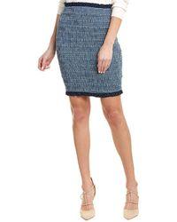 Tularosa Kylie Skirt - Blue