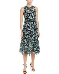 Nanette Lepore Midi Dress - Blue