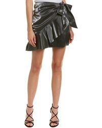 Cinq À Sept - Harley Wrap Skirt - Lyst