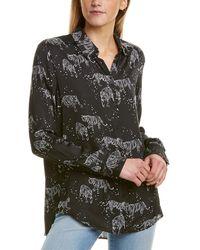 David Lerner Portman Shirt - Black