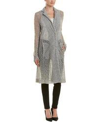 Akris - Wool & Silk-blend Jacket - Lyst