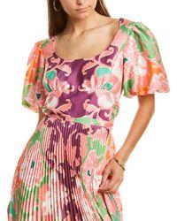 DELFI Collective Ingrid Top - Pink