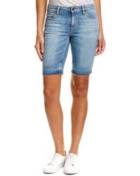 Joe's Jeans The Finn Yenz Bermuda Short - Blue