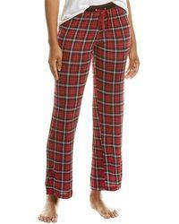 Rene Rofe Double Fun Pyjama Pant - Red