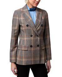 Seventy Wool-blend Jacket - Brown