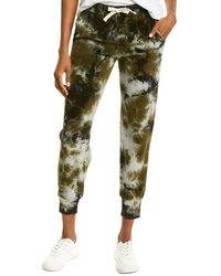 Electric and Rose Avery Sweatpant - Green