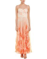 Karen Millen Maxi Dress - Orange