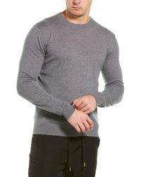 IRO Efficient Cashmere-blend Crewneck Jumper - Grey