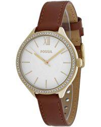 Fossil Laney Watch - Metallic