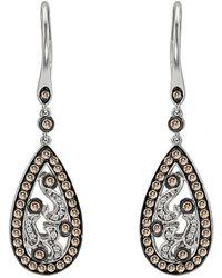 Le Vian 14k 0.99 Ct. Tw. Diamond Earrings - Multicolour